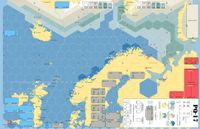 Board Game: PQ-17: Arctic Naval Operations 1941-1943