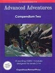 RPG Item: Advanced Adventures Compendium Two