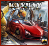 Board Game: Kanban: Driver's Edition