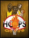 Board Game: Hoops on Fire