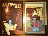 Board Game: Artifacts, Inc.