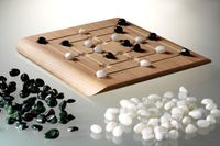 Board Game: Nine Men's Morris