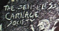 Periodical: The Journal of the Senseless Carnage Society