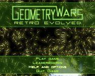 Video Game: Geometry Wars