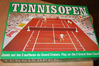 Board Game: Tennis Open