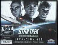 Board Game: Star Trek: Expeditions – Expansion Set