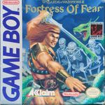 Video Game: Wizards & Warriors Chapter X: The Fortress of Fear
