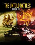 Board Game: World At War 85: The Untold Battles