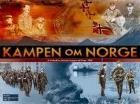 Board Game: Kampen om Norge