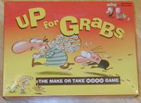 Board Game: Up For Grabs