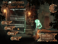 Video Game: Time Mysteries: The Ancient Spectres