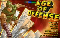 Video Game: Age of Defense