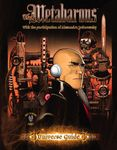 RPG Item: The Metabarons Universe Guide