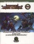 RPG Item: DCC #060: Thrones of Punjar
