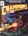 RPG Item: Champions 4th Edition