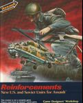 Board Game: Reinforcements: New U.S. and Soviet Units for Assault