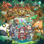 Board Game: Arcadia Quest: Pets