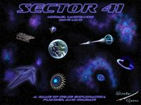 Board Game: Sector 41