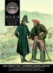 Board Game: Dios Patria y Rey The Carlists Wars, 1833-1840