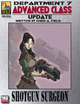 RPG Item: Shotgun Surgeon