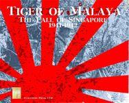 Board Game: Tiger of Malaya