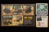 Board Game: Pay Dirt: Spectral Mini-Expansion