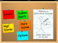 Video Game: Doodle Movie Challenge