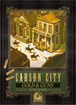 Board Game: Carson City: Gold & Guns