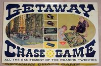 Board Game: Getaway Chase