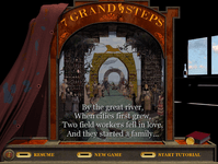 Video Game: 7 Grand Steps