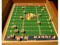 Board Game: FS Chess Football: A Thinking Fan's Game