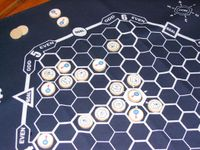 Board Game: Marvin Marvel's Marvelous Marble Machine