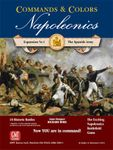 Board Game: Commands & Colors: Napoleonics Expansion #1 – The Spanish Army