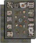 RPG Item: GameMastery Flip-Mat: City Market