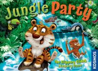 Board Game: Jungle Party