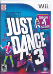 Video Game: Just Dance 3