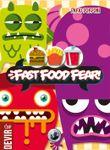 Board Game: Fast Food Fear!