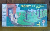 Board Game: Rocky and his Friends Game