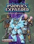 RPG Item: Psionics Expanded: Advanced Psionics Guide