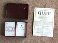 Board Game: Quit