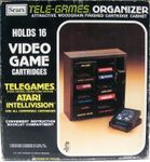 Video Game Hardware: Sears Tele-Games Organizer