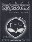 RPG Item: GURPS Black Ops