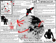 RPG Item: Last Transmission (2015)