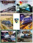 Family: Empire Builder Rail Games