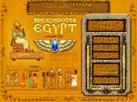 Video Game: Brickshooter Egypt