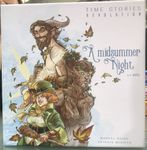 Board Game: TIME Stories Revolution: A Midsummer Night