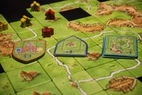 Board Game: Carcassonne