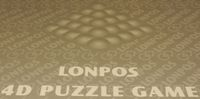 Board Game: Lonpos 4D Puzzle Game