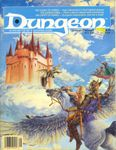 Issue: Dungeon (Issue 9 - Jan 1988)