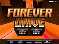 Video Game: Forever Drive